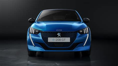 New Car Electrical Features by All New Peugeot 208 Range Features Fully Electric E 208