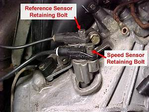 Speed And Reference Sensors