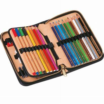 Pencil Clipart Case Cases Clip Offen Vector