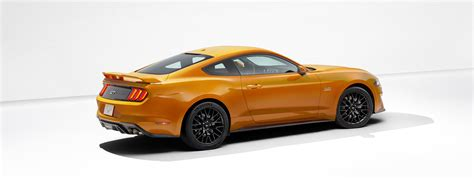 Ford's newest Mustang drops the V6 engine for the first