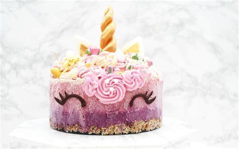 unicorn cheesecake vegan gluten   green
