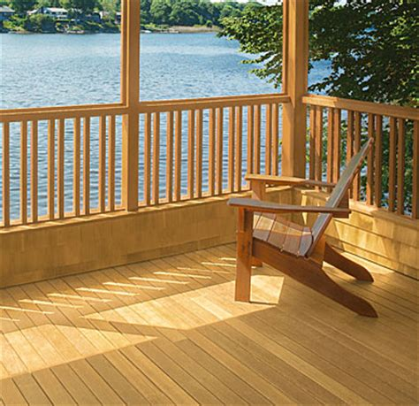 Olympic Transparent Deck Stain