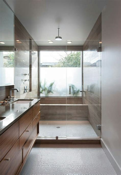 The 25 Best Long Narrow Bathroom Ideas On Pinterest Narrow Bathroom Bathrooms And Shiplap