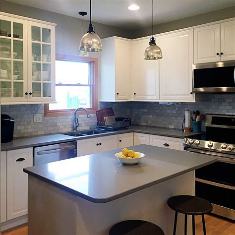 Before and After Kitchen Makeover with IKEA SEKTION