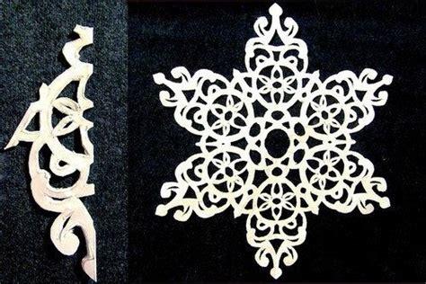 creative ideas diy beautiful paper snowflakes  templates