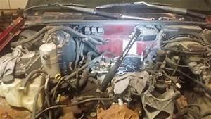 1995 Chevy Blazer 4 3l Fuel Line Bracket And Wire Loom
