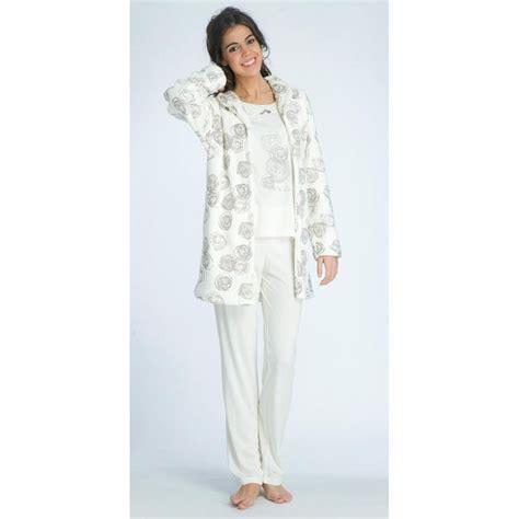 robe de chambre longue femme pyjama de nuit ensemble pyjama et robe de