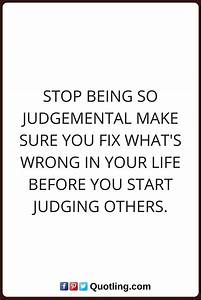 52 best Judging Quotes images on Pinterest | Judging ...