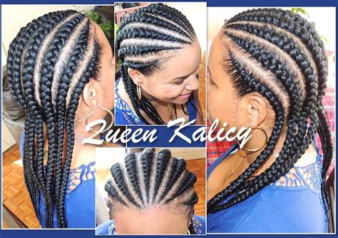 Best 25+ Big Cornrows Ideas On Pinterest