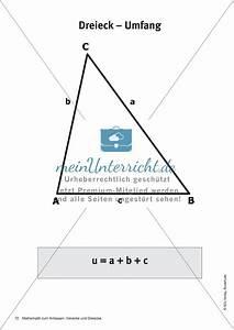 Flächeninhalte Berechnen Klasse 5 : merkbl tter zu dreiecken fl cheninhalte und umfang meinunterricht ~ Themetempest.com Abrechnung