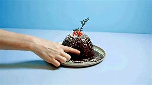Chocolate Christmas Pudding Recipe Gousto Blog