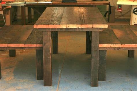 rustic wood table ls arbor exchange reclaimed wood furniture rustic tables