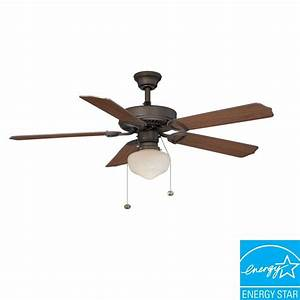 Hampton bay trimount oil rubbed bronze energy star