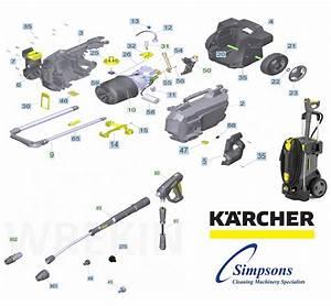 Karcher Parts Book - Diagram