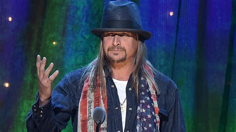 Picture Kid Rock Featuring Sheryl Crow: Kid Rock For U.S. Senate? 'It's Not A Hoax,' He Says. 'It