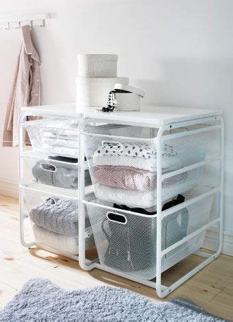 Ankleidezimmer Ikea Algot by Algot Frame With Mesh Drawers Nursery Decorating