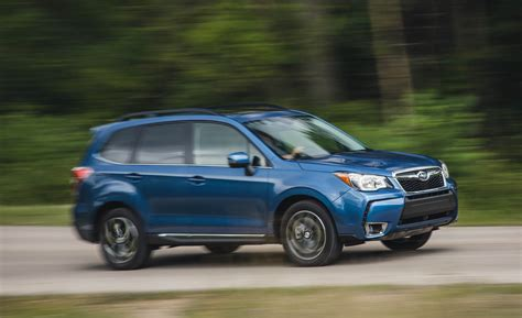 Forester Performance by Compact Suv 2016 Subaru Forester 9061 Cars Performance