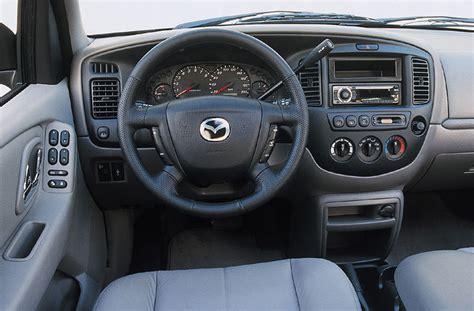mazda tribute  pictures    cars datacom