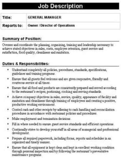 description template word 19 free description templates in word excel pdf