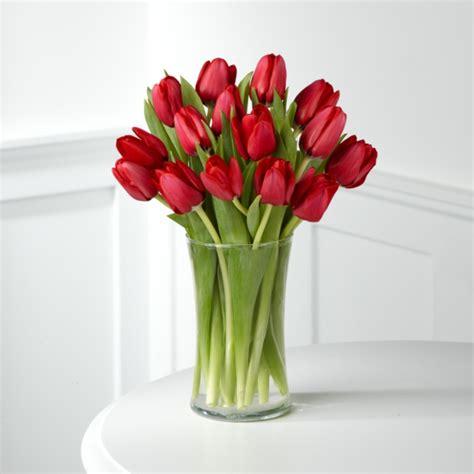 Welche Vase Für Tulpen by Die Tulpe Bringt Frische Mit Sie Symbolisiert Den Fr 252 Hling