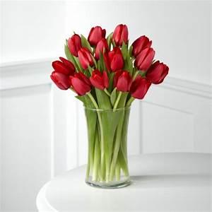 Tulpen In Vase : die tulpe bringt frische mit sie symbolisiert den fr hling ~ Orissabook.com Haus und Dekorationen