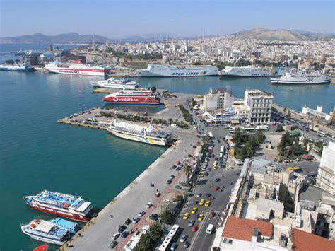 porti della grecia porti grecia vari fund interessati a salonicco e pireo