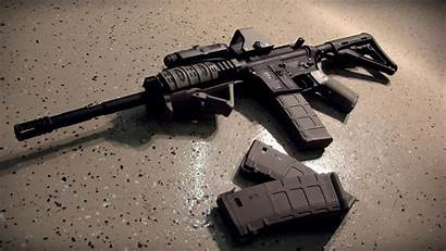Guns Rifle Airsoft Gun Wallpoper 1080 Magpul