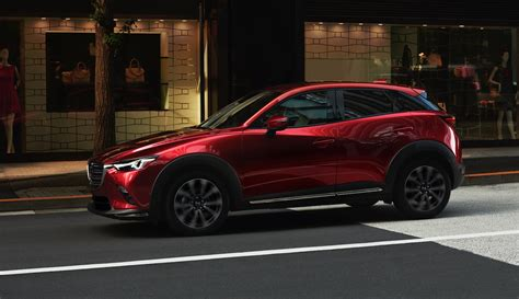 Updated 2019 Mazda Cx-3 Debuts In New York