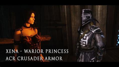 Warior Princess, Acr Crusader Armor