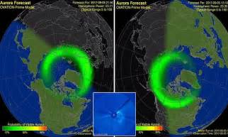 solar storms set to spark the northern lights tonight