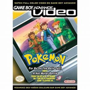 Pokemon Video For Ho Oh The Bells Toll Nintendo Game Boy