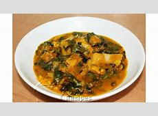 How to cook Ora Oha Soup All Nigerian Recipes YouTube