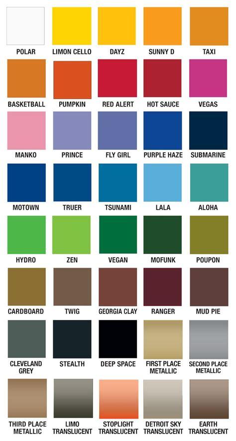 best 25 paint color chart ideas on paint