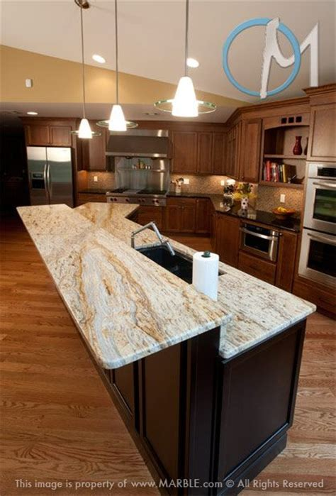 13 Colonial Gold Granite Counters to Install Today