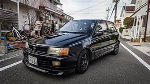 1992 Toyota Starlet Gt Turbo - Ep82 Track Day Car