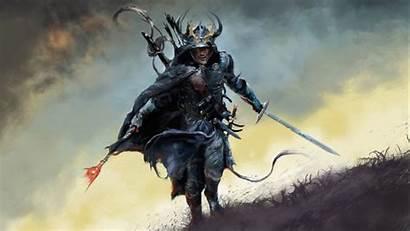 Samurai Warrior Fantasy Artwork Asian Wallpapers Wallpaperup