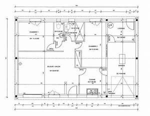 modele seine maritime plan gratuit de maison With plan maison structure metallique