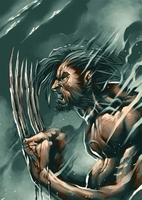 Wolverine Quckie By Brianfajardo On Deviantart
