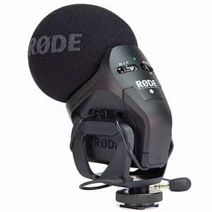 Rode Stereo Videomic Pro Stereo Videomic Pro B U0026h Photo Video