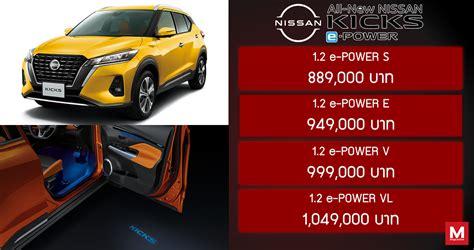 Nissan Kicks 2021 อัปเดตเพิ่มสีเหลือง-น้ำเงินตามญี่ปุ่น ...