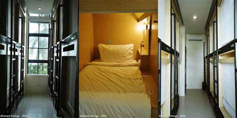 pod house hotel kapsul  makassar  harga terjangkau