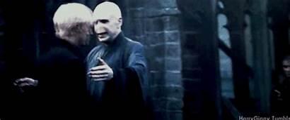 Voldemort Draco Malfoy Lord Hugging Hug Gifs