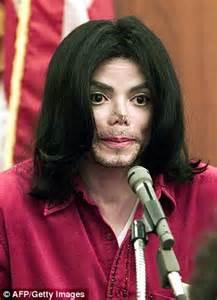 Michael Jackson Nose