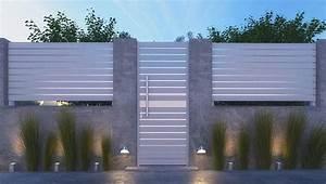 Cloture Maison Moderne : cloture maison moderne tunisie ~ Melissatoandfro.com Idées de Décoration