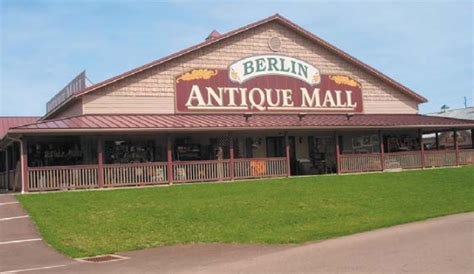 berlin antique and craft malls at schrock s amish farm