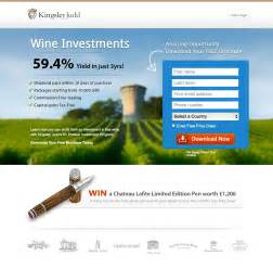 landing page design 36 creative landing page design exles a showcase and critique