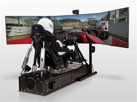 siege simulateur de conduite cxc motion pro ii le simulateur ultime de course automobile