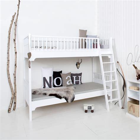 Oliver Furniture Etagenbett by Oliver Furniture Etagenbett Seaside Wei 223 Mit Schr 228 Ger
