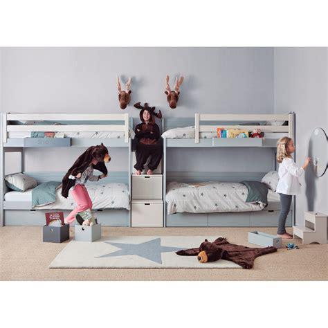 chambres d enfants chambre d 39 enfants 4 à 6 lits signée asoral