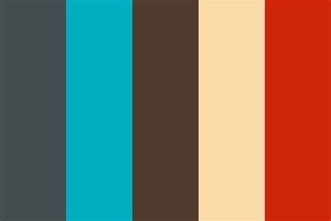 city colors dubai city color palette